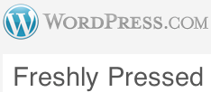 WordPress.com Freshly Pressed